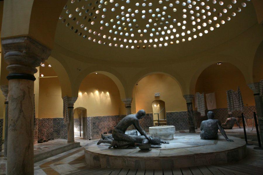O banho turco e os seus benefícios