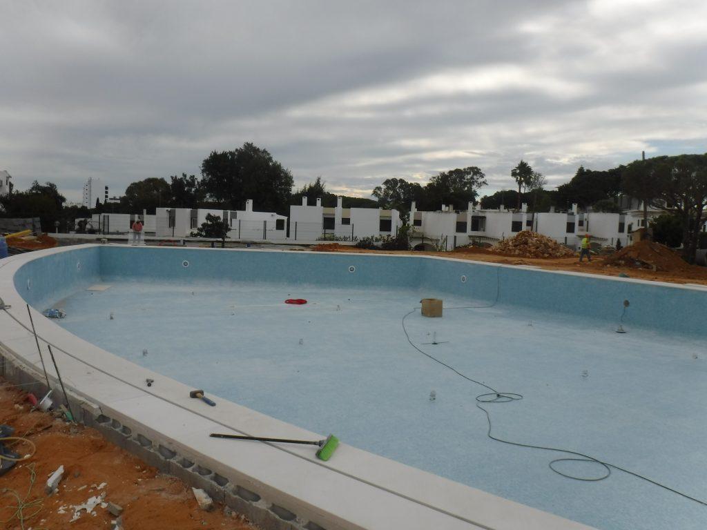 Piscina Albufeira Hotel Alfagar - Empresa Construção de Piscinas Dreampools