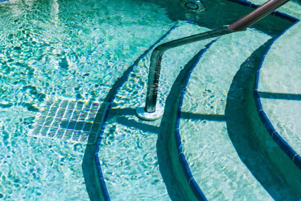 Manutenção de piscinas - equipamentos