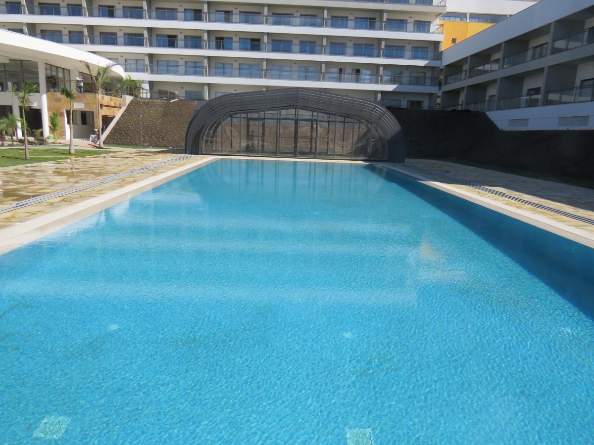 Piscina Albufeira Hotel Alfagar