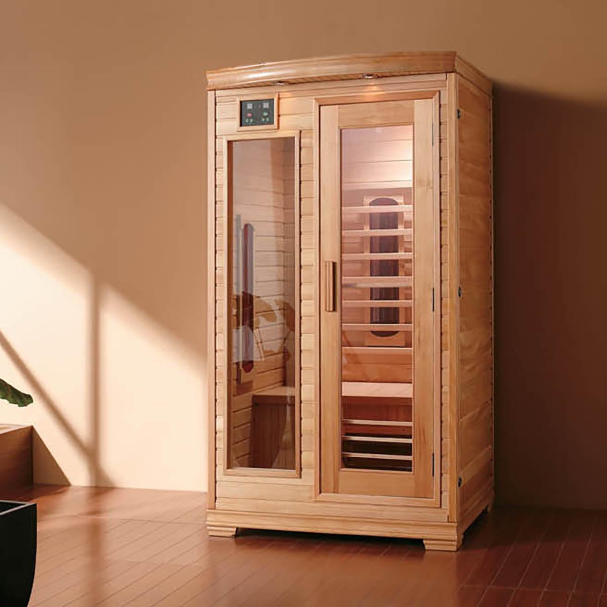 Sauna Natura  para 2 pessoas