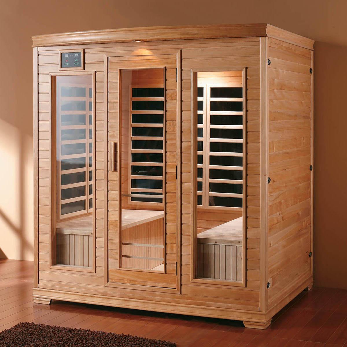 Sauna Natura para 4,5 pessoas